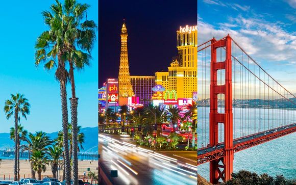 Golden Triangle USA: Los Angeles, Las Vegas and San Francisco 4*
