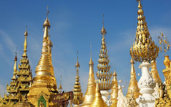 Option 2 (Bagan - Bhamo - Mandalay): 13 Nights starting on 31st July