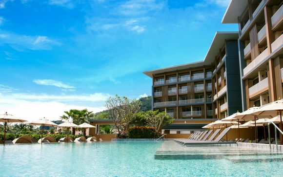 Centra By Centara Phu Pano Resort Krabi 4 Optional Bangkok Stopover