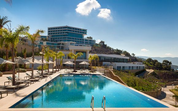 LUX* Bodrum Resort & Residences 5* & Optional Istanbul Stopover