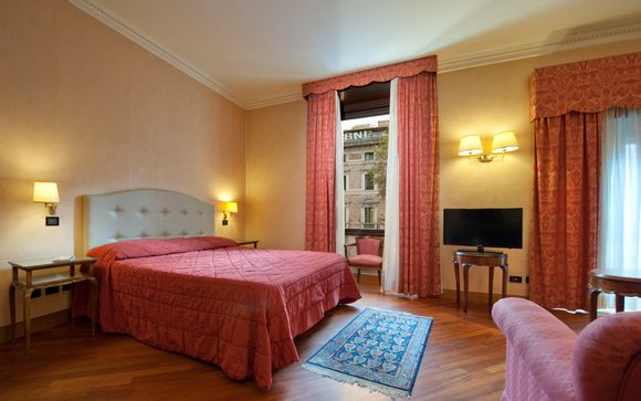 Hotel Ambasciatori Palace 5*