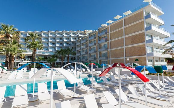Hotel Senses Palmanova 4*