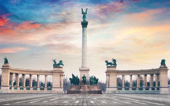 Destination...Budapest, Palace District