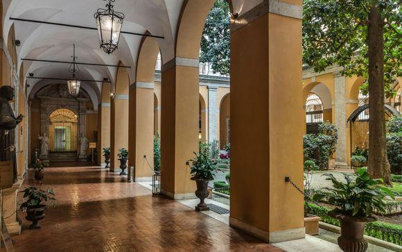 Palazzo Cardinal Cesi 4*