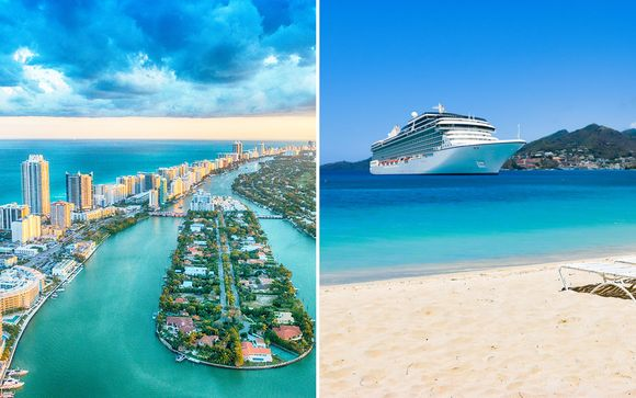 Mondrian South Beach 4* & Optional Bahamas Cruise