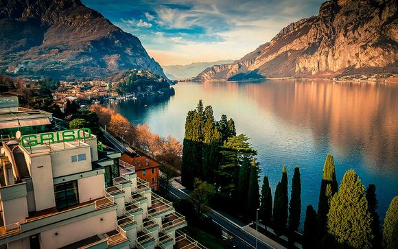 Clarion Collection Hotel Griso Lecco 4*