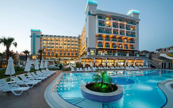 All Inclusive Stay in Modern Resort with Spa