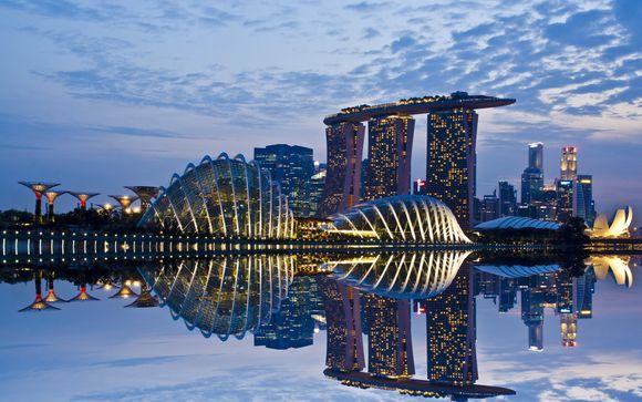 Optional Singapore Stopover