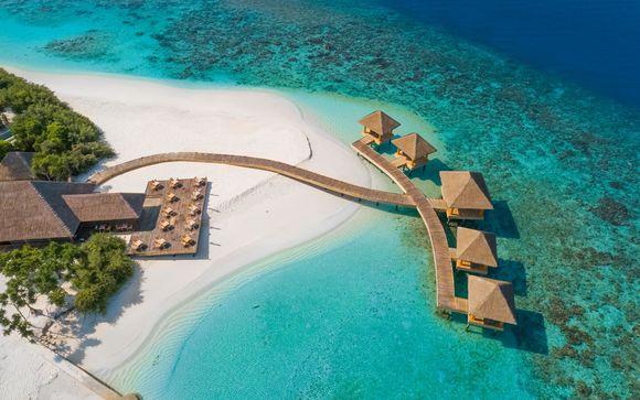 Idyllic Peaceful Resort with Panoramic Ocean Views