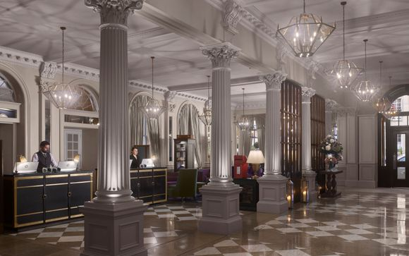 InterContinental Edinburgh The George 5*