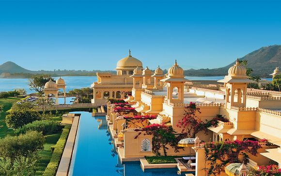 Jewels of India in 5* Oberoi Hotels