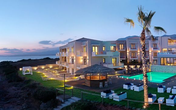Upscale Boutique Spa Resort in Tranquil Village
