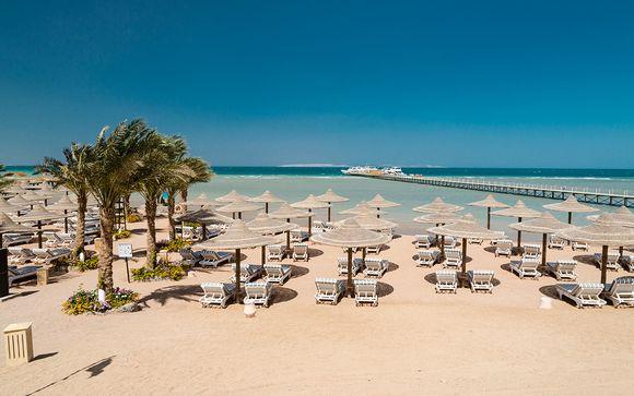 Hilton Hurghada 5* and Nile Cruise