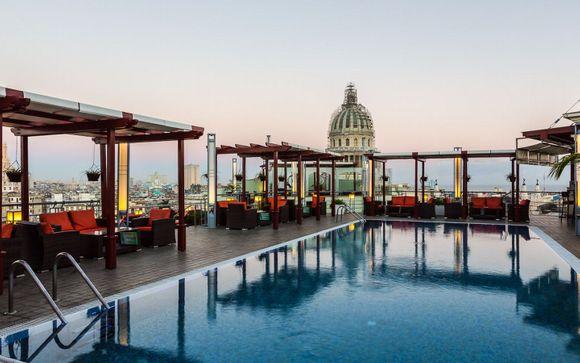 Saratoga Hotel 4* - Havana