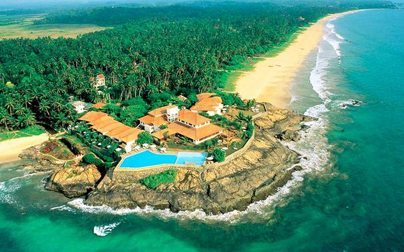 Romantic Resort in a Tranquil Location