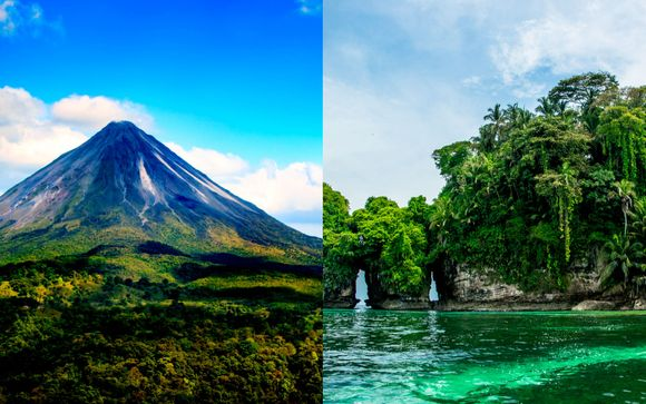 Costa Rica and Panama in 11 or 13 Nights