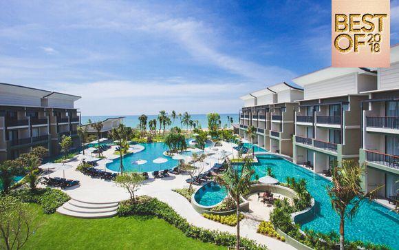 Best of 2018: Luxury Beach Break in Total Paradise