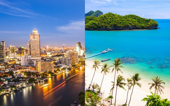 Vince Hotel Bangkok & BayWater Koh Samui 4*