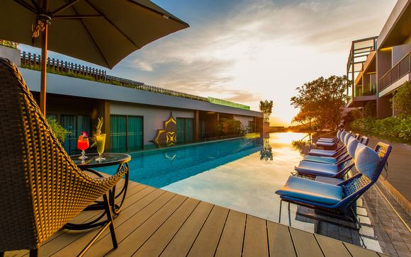 Mai House Patong Hill 5* & Optional The Waters Khao Lak 4*