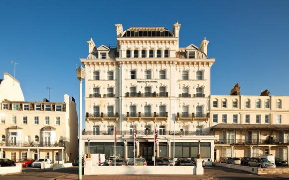 Mercure Brighton Seafront Hotel 4*