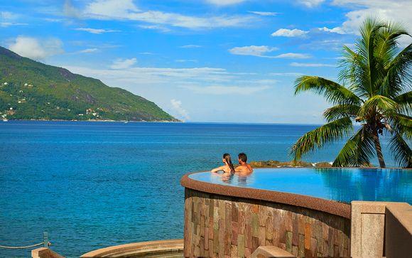 Hilton Seychelles Northolme Resort & Spa 5* & Optional Abu Dhabi