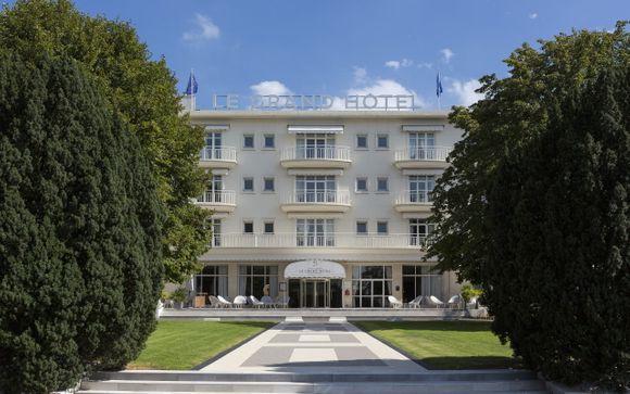 Grand Hotel Barriere Enghien Les Bains 4*
