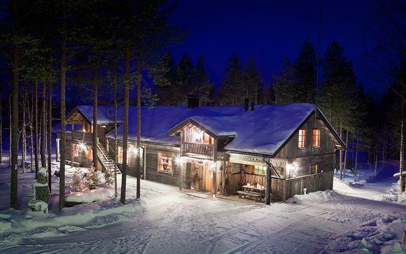 Isokenkaisten Klubi Lodge