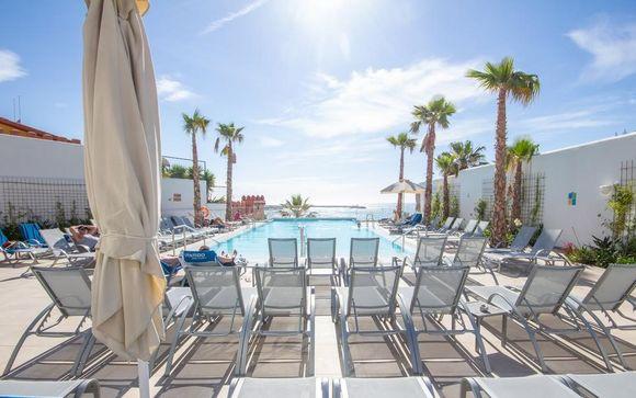 Benalmadena Beach Hotel 4*