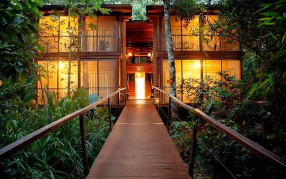 La Cantera Lodge de Selva by Don 4* (Or Similar)