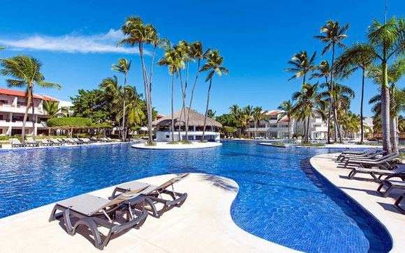 McCarren Hotel & Pool 4* & Occidental Punta Cana 5*