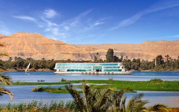 MS Amwaj Nile Cruise 5*