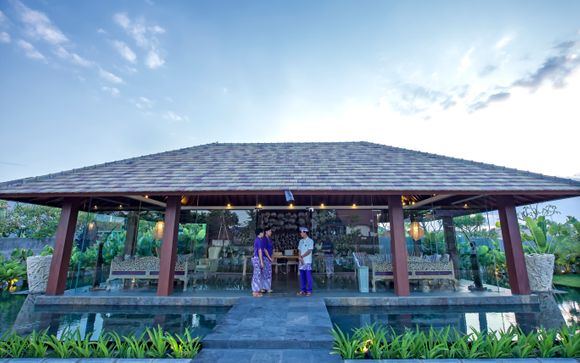 The Royal Purnama Art Suites and Villas 5*