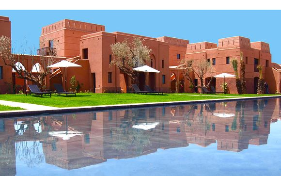 Villa Stay with Spa Extras in Marrakech