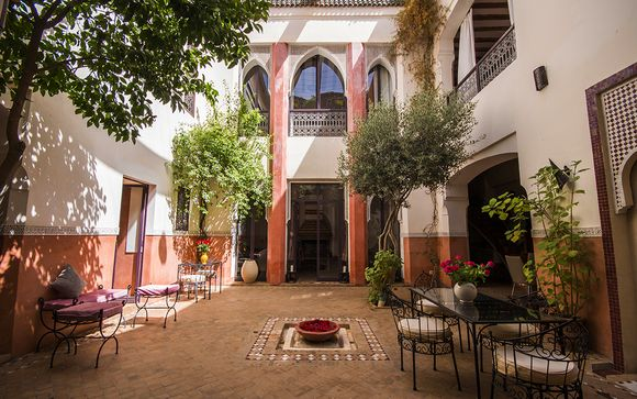 A Jewel in the Heart of the Medina