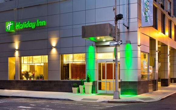 Holiday Inn Manhattan - Financial District 4*