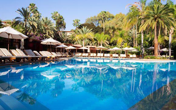 Es Saadi Marrakech Resort 5*