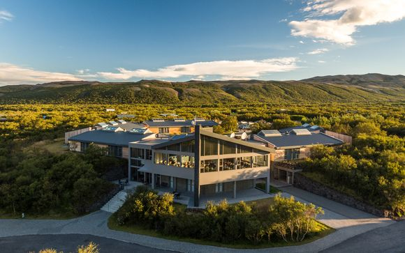 Luxury Hotel Nearby Snaefellsjokull National Park