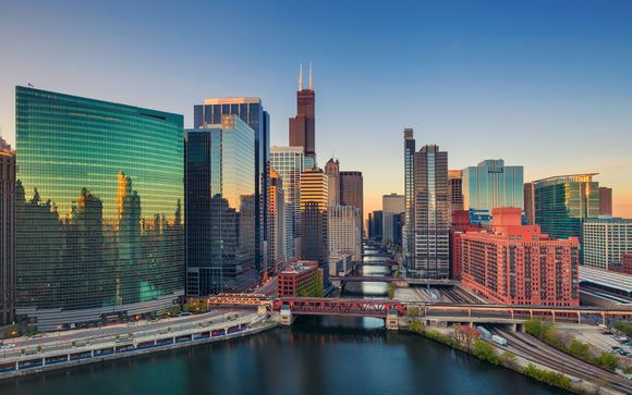 The Gregory Hotel 4* & Viceroy Chicago 4*