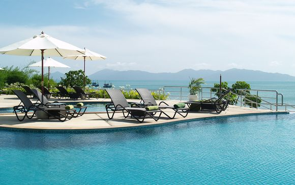 Samui Buri Beach Resort 4* with Optional Koh Phangan 5*