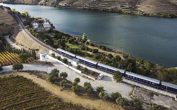 Crowne Plaza Porto 5* & Presidential Train Experience