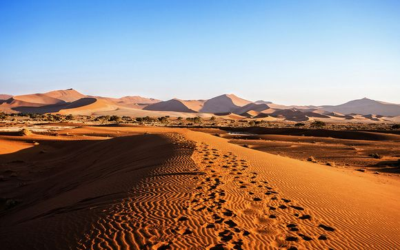 Spectacular Namibia Self Drive