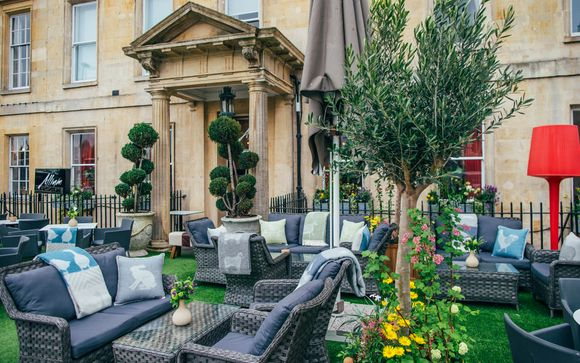 The Abbey Hotel Bath 4*