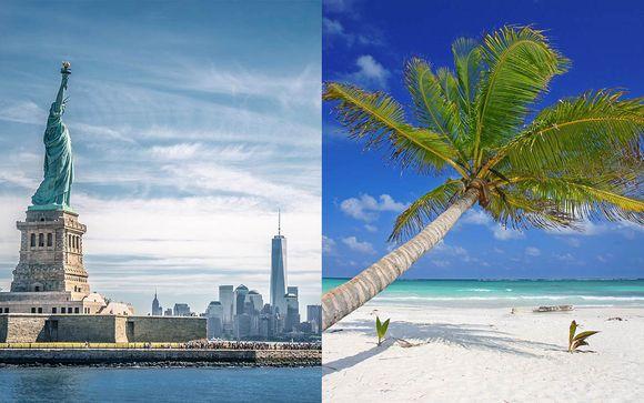 Holiday Inn New York Times Square 3* & Barcelo Maya Beach 5*