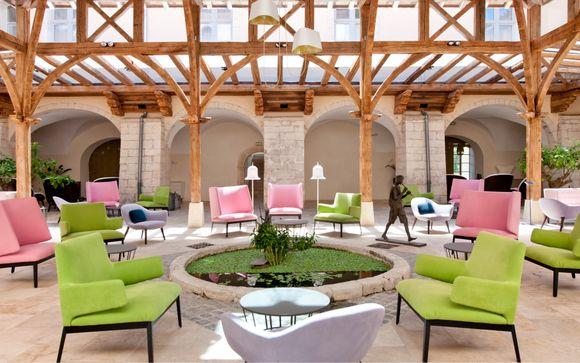 Le Couvent Des Minimes Hotel & Spa 5*