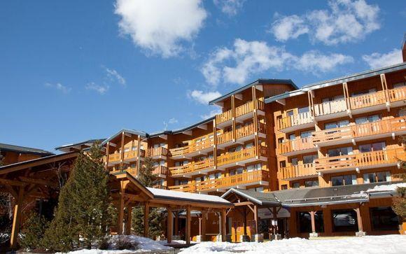 Pierre & Vacances Premium Residence Les Crets 4*