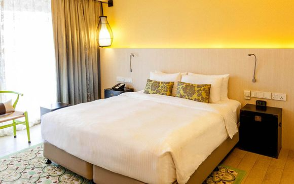 Village Hotel Katong 4* (Pre-Extension)