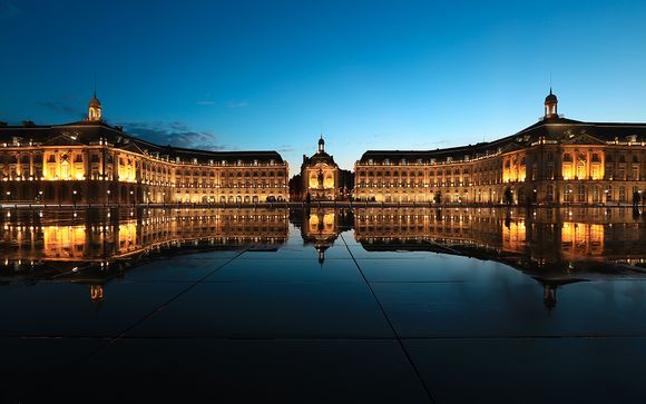 Stay in Famous French Wine Region