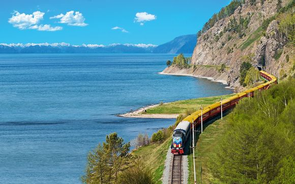 Trans-Siberian: Moscow to Beijing