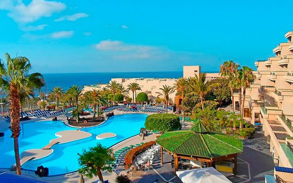 Be Live Family Lanzarote Resort 4*