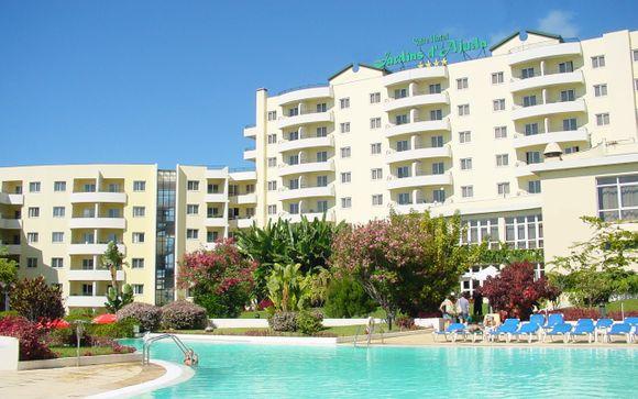 Suite Hotel Jardins Da Ajuda 4*